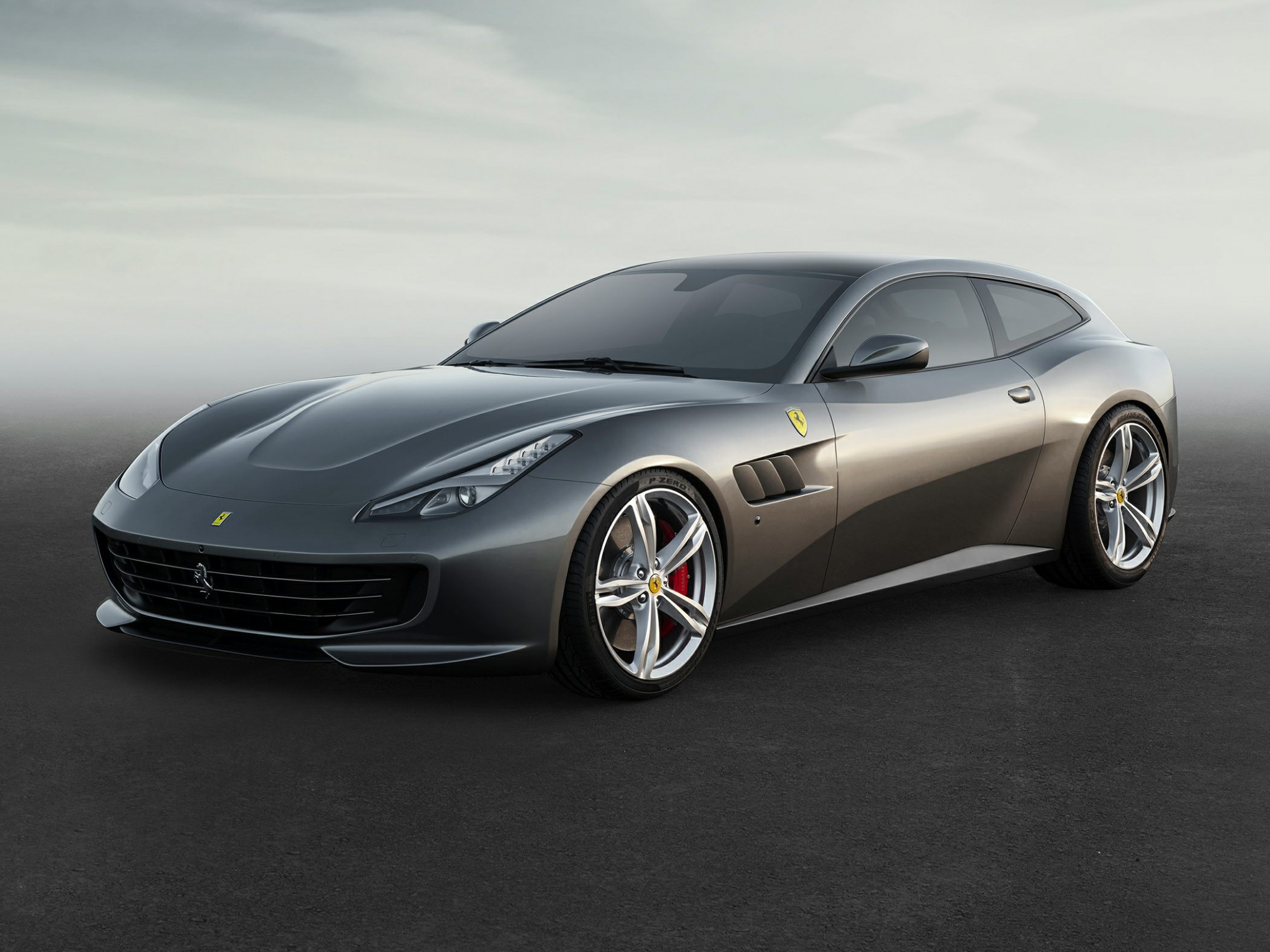 6 Ferrari GTC6Lusso V6 6dr All-wheel Drive Wagon Pictures