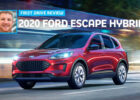 6 Ford Escape Hybrid First Drive: A Smart Buy, But For How Long?