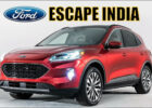 6 FORD ESCAPE INDIA REVIEW, LAUNCH DATE, PRICING, FEATURES AND ALL  DETAILS