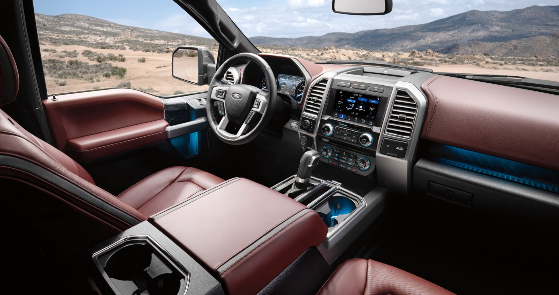 6 Ford F-6 Interior Colors - 2020 ford interior color chart