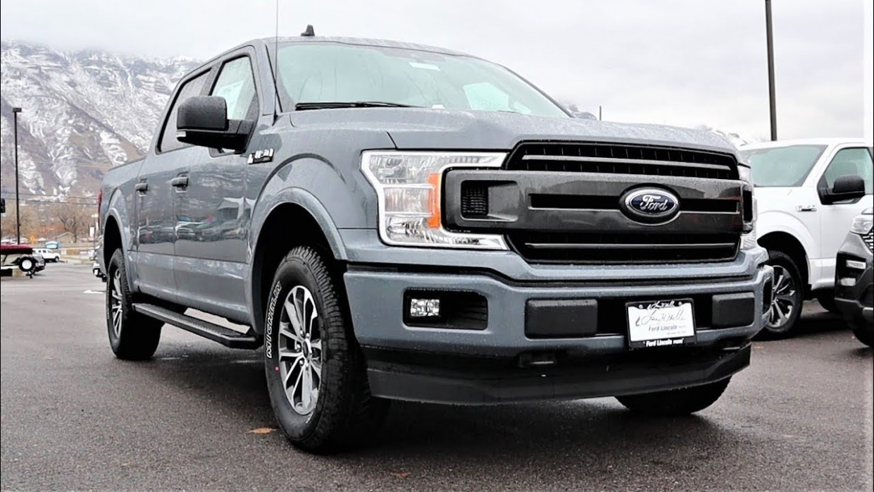 6 Ford F-6 XLT Sport: Is This The Best F-6 For Sale??? - ford xlt sport package 2020