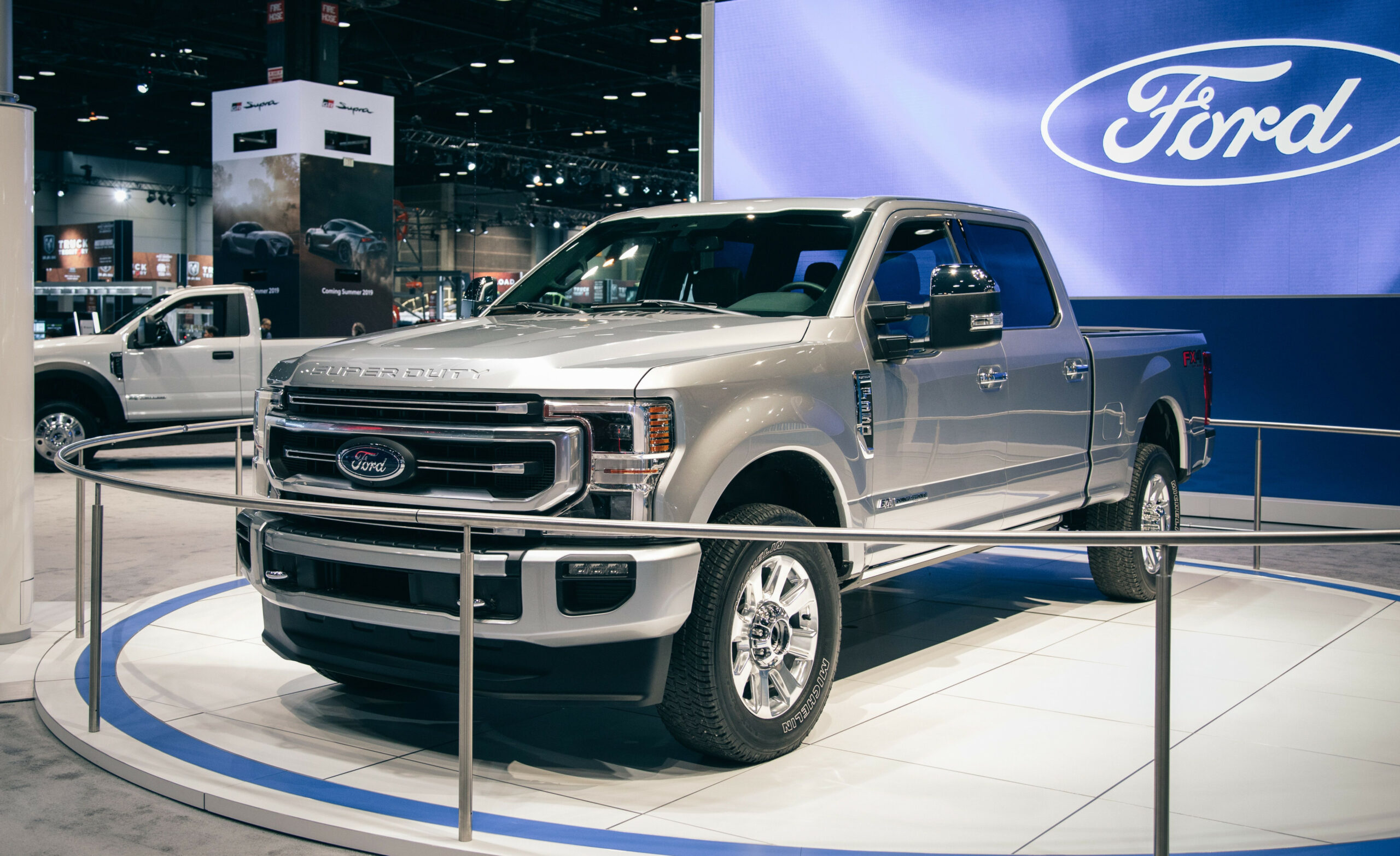6 Ford F-series Super Duty Has New Engines and Big Expectations - ford diesel 2020