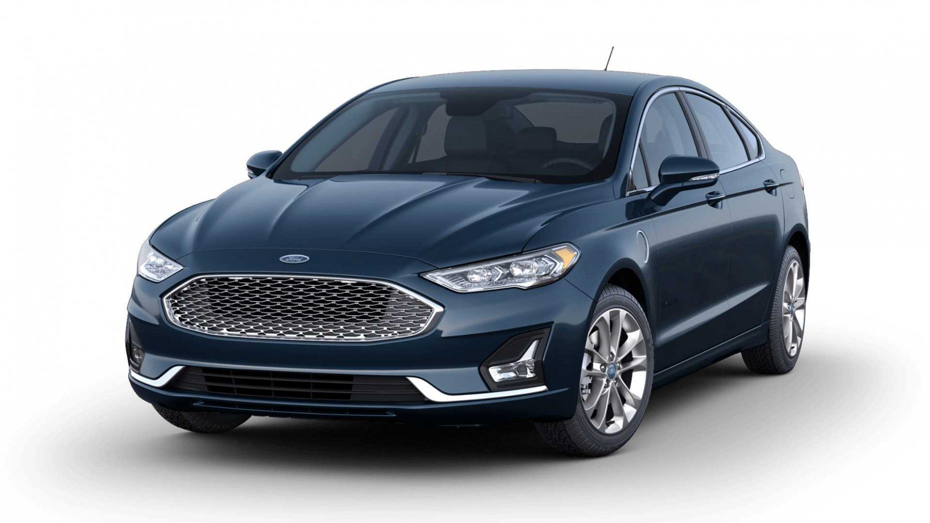 6 Ford Fusion Gets Three New Colors For Its Final Year