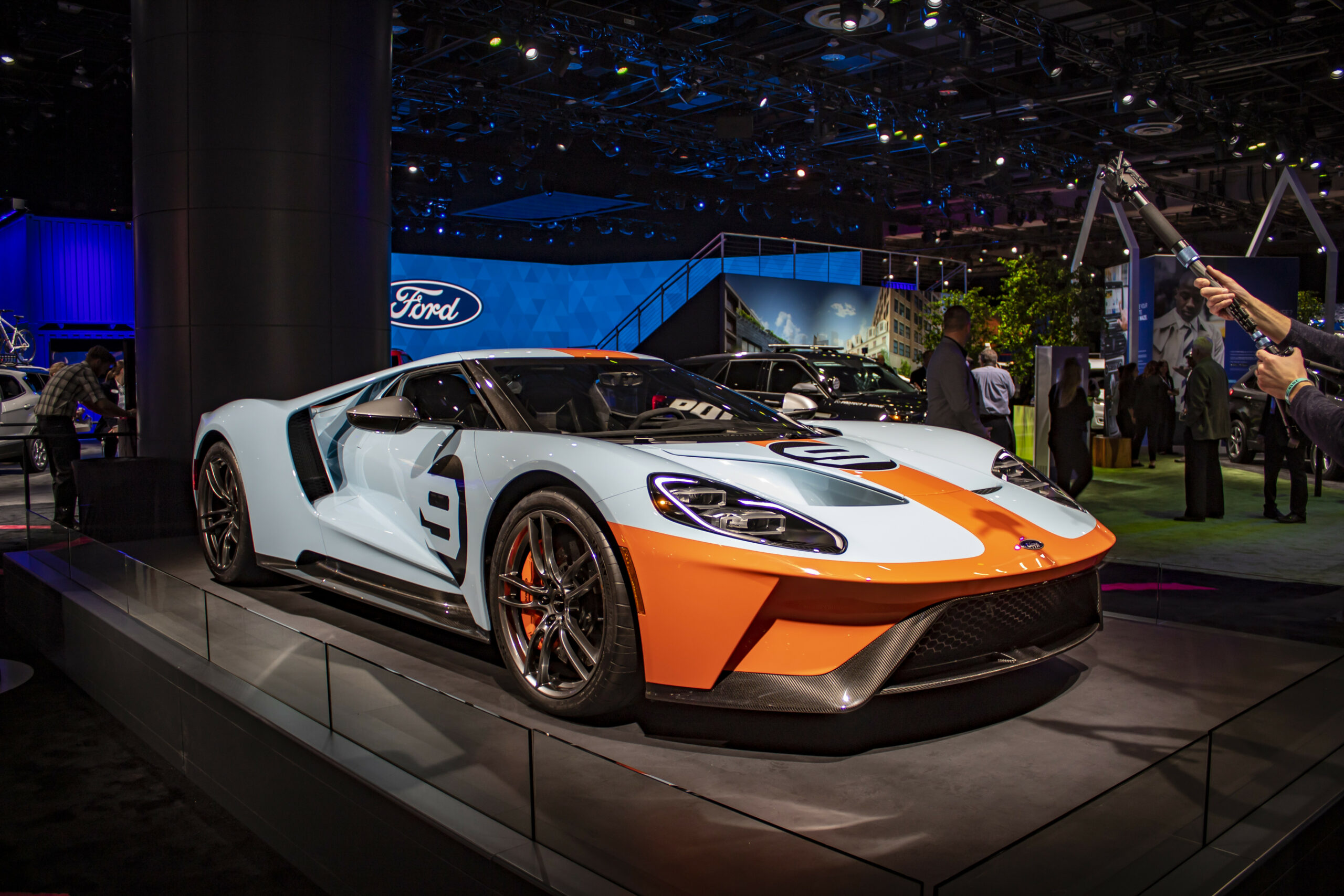 6 Ford GT Heritage Edition | Top Speed - 2020 ford gt quarter mile