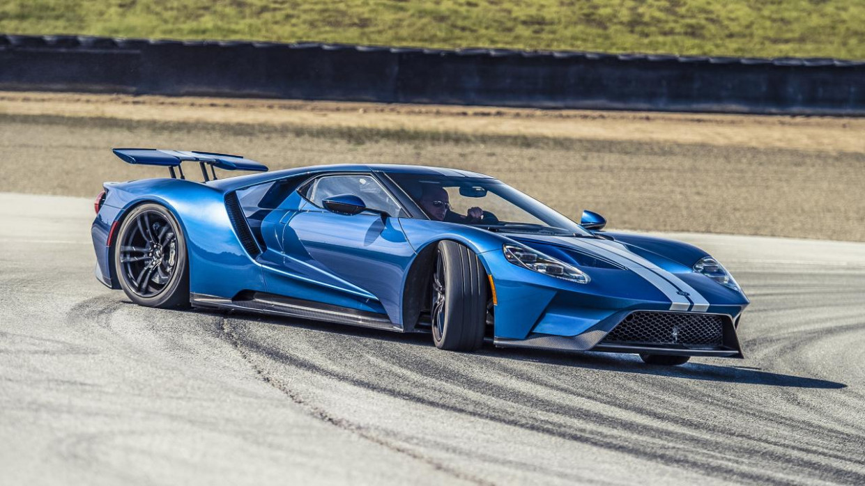 6 Ford GT Review | Top Gear