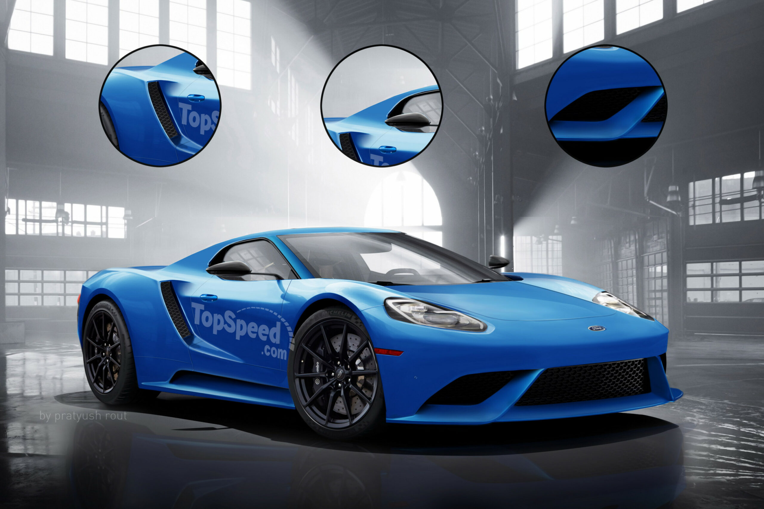 6 Ford GTS | Top Speed - 2020 ford gt top speed