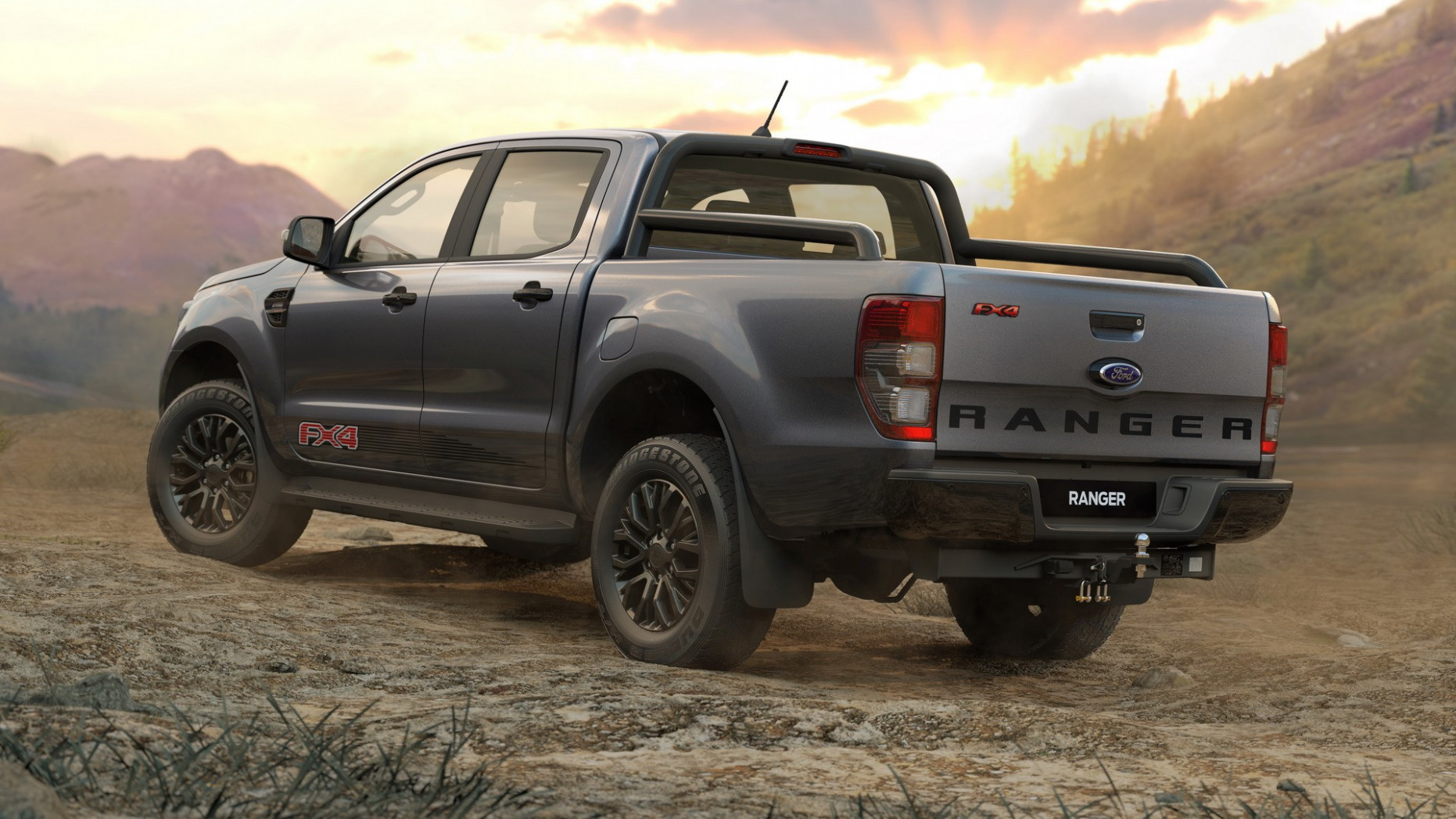 6 Ford Ranger Welcomes FX6 Special Edition In Australia ..
