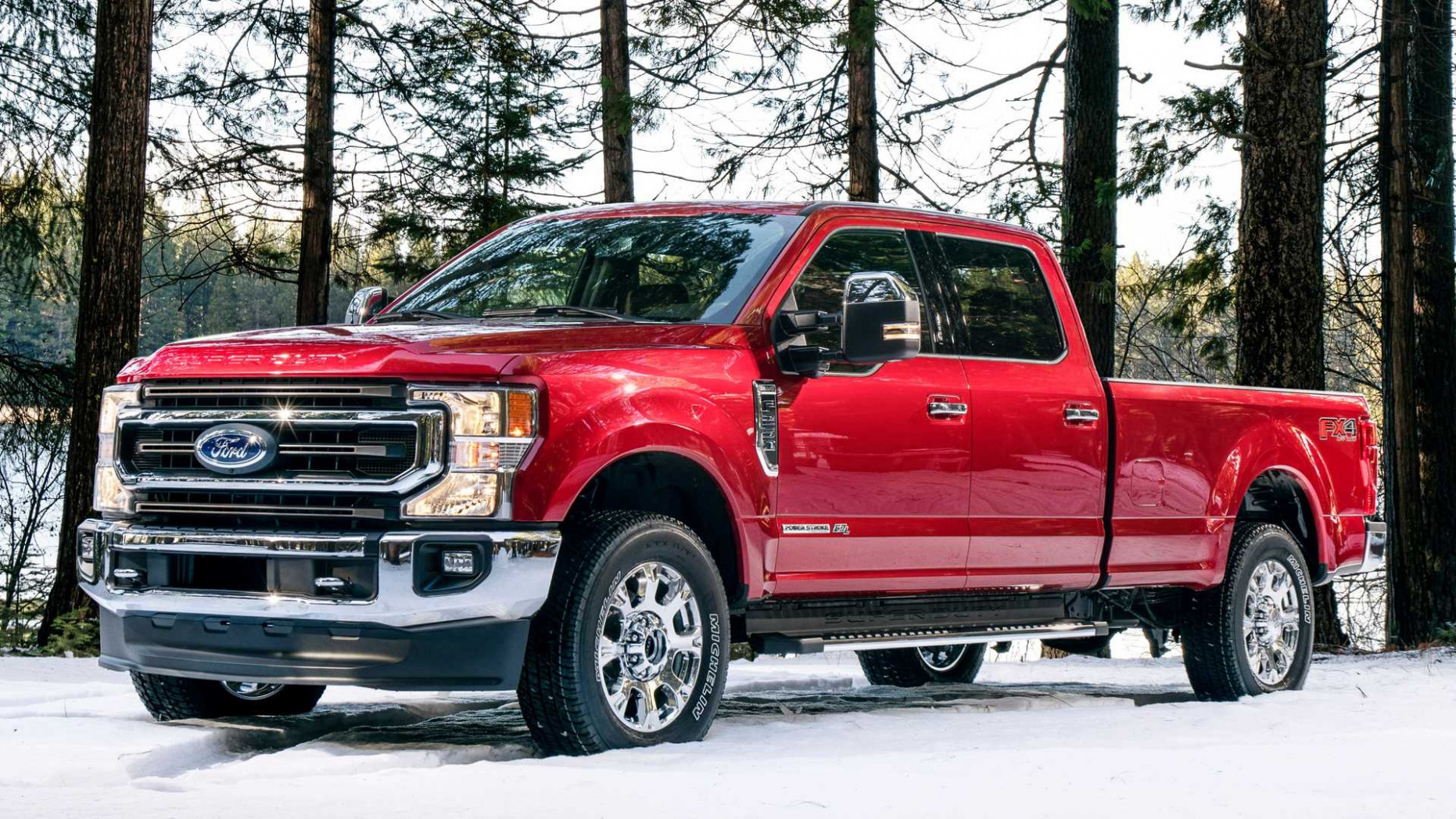 6 Ford Super Duty's New 6.6-liter V6 Detailed, Up To 460 HP