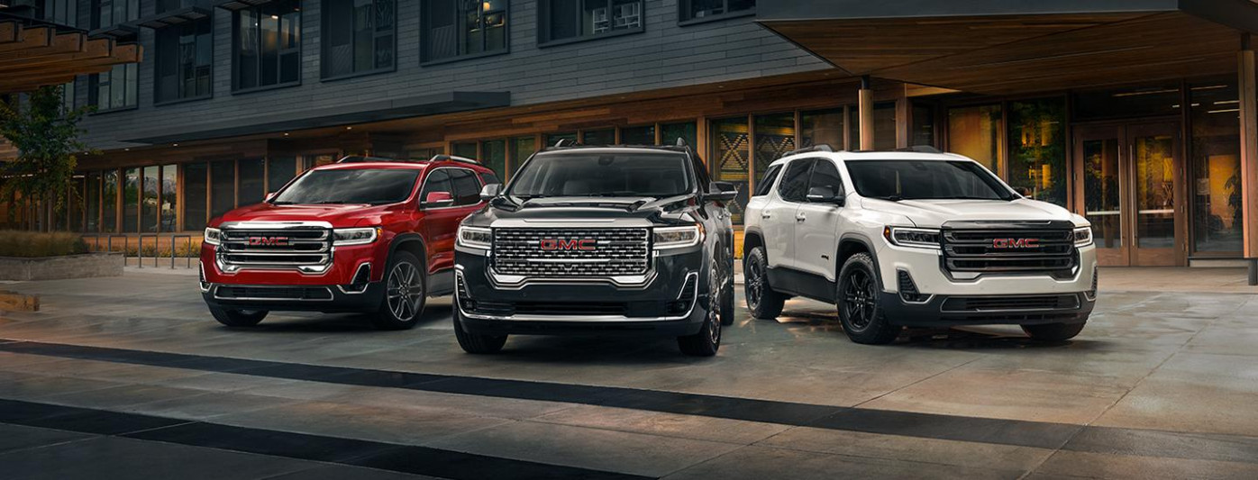 6 GMC Acadia Specs & Features | Rivertown Buick GMC in Columbus - 2020 gmc lineup