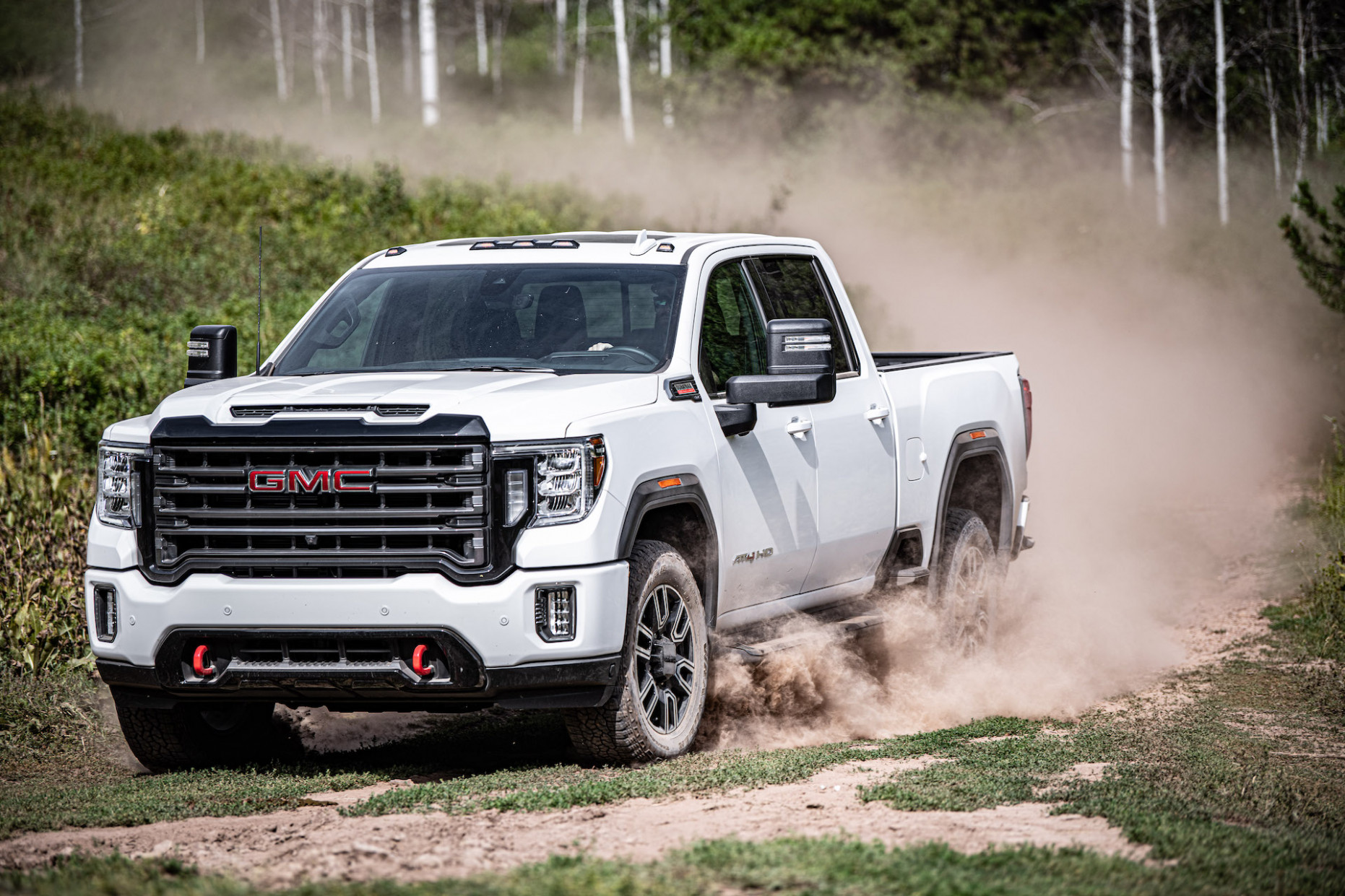 6 GMC Sierra 6HD Review, Ratings, Specs, Prices, and Photos ...