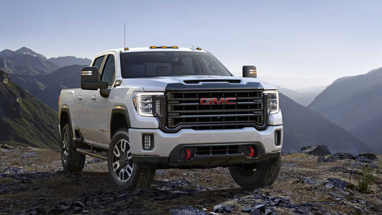 6 GMC Sierra HD Arrives With More Tech And New Off-Road Trim - 2020 gmc official site