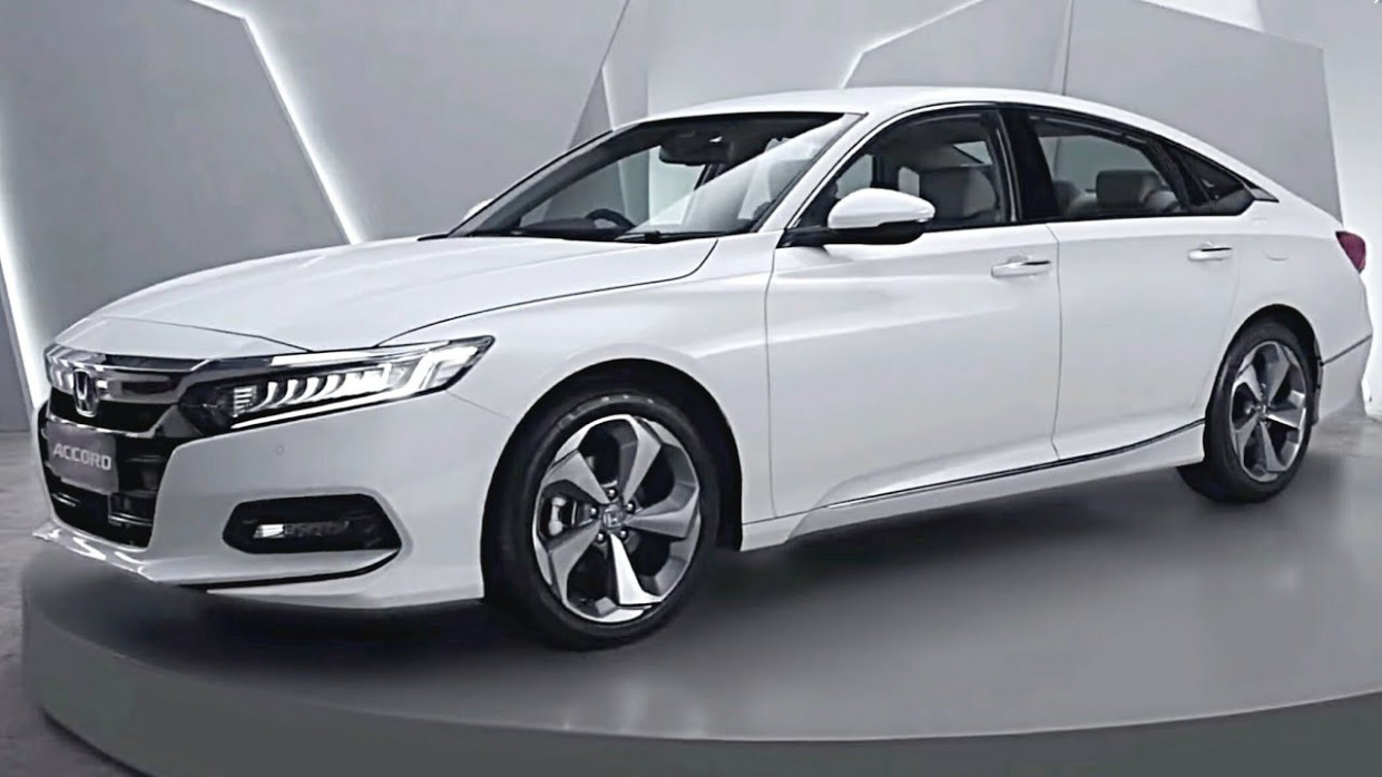 6 Honda ACCORD - (interior, exterior, and drive) / Honda ACCORD 6 - honda accord 2020 interior