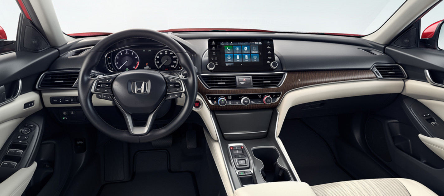 6 Honda Accord LX - honda accord 2020 interior