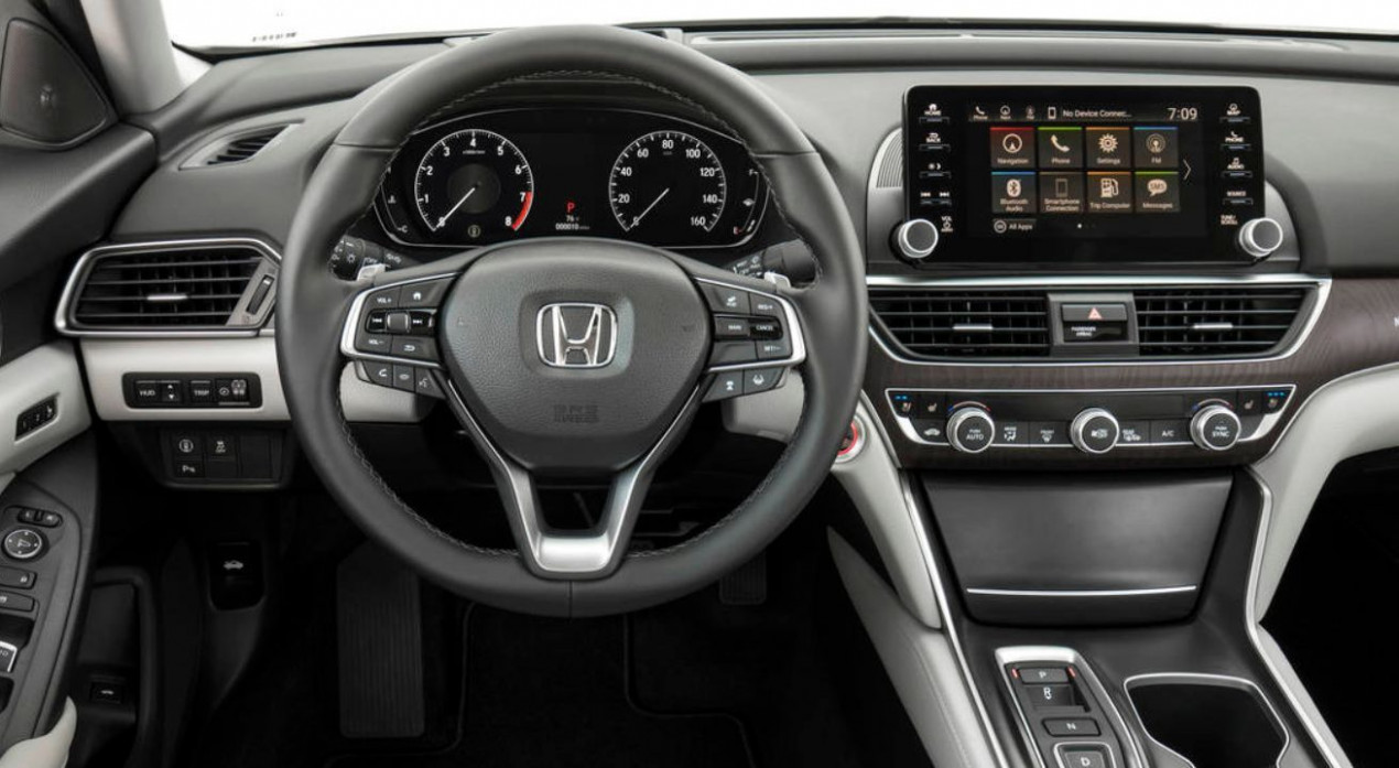 6 Honda Accord Touring Changes, Features, Interior (Dengan gambar) - honda accord 2020 interior