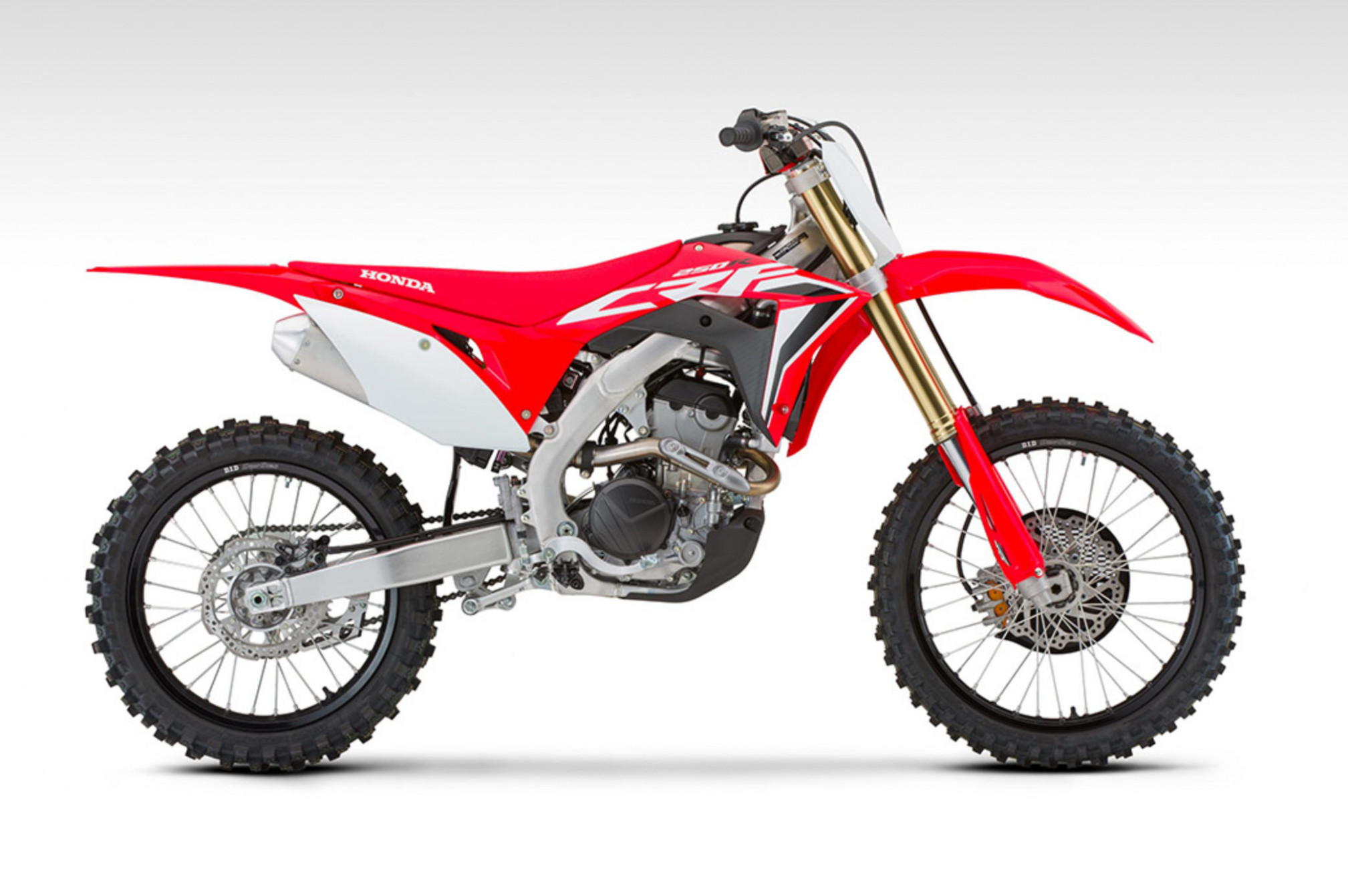 6 Honda dirt bikes revealed
