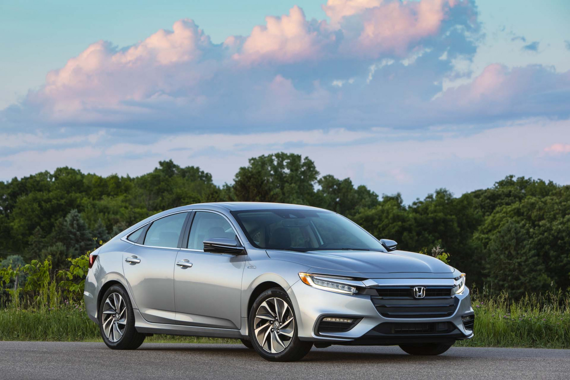 6 Honda Insight hybrid sedan gets $6 price bump, efficiency ...