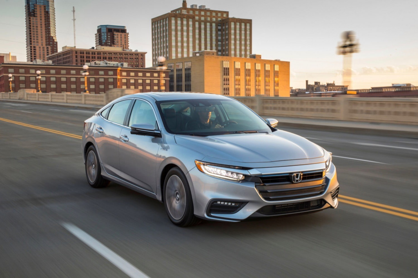 6 Honda Insight Remains a Hybrid That Flies Under the Radar - honda insight 2020 review