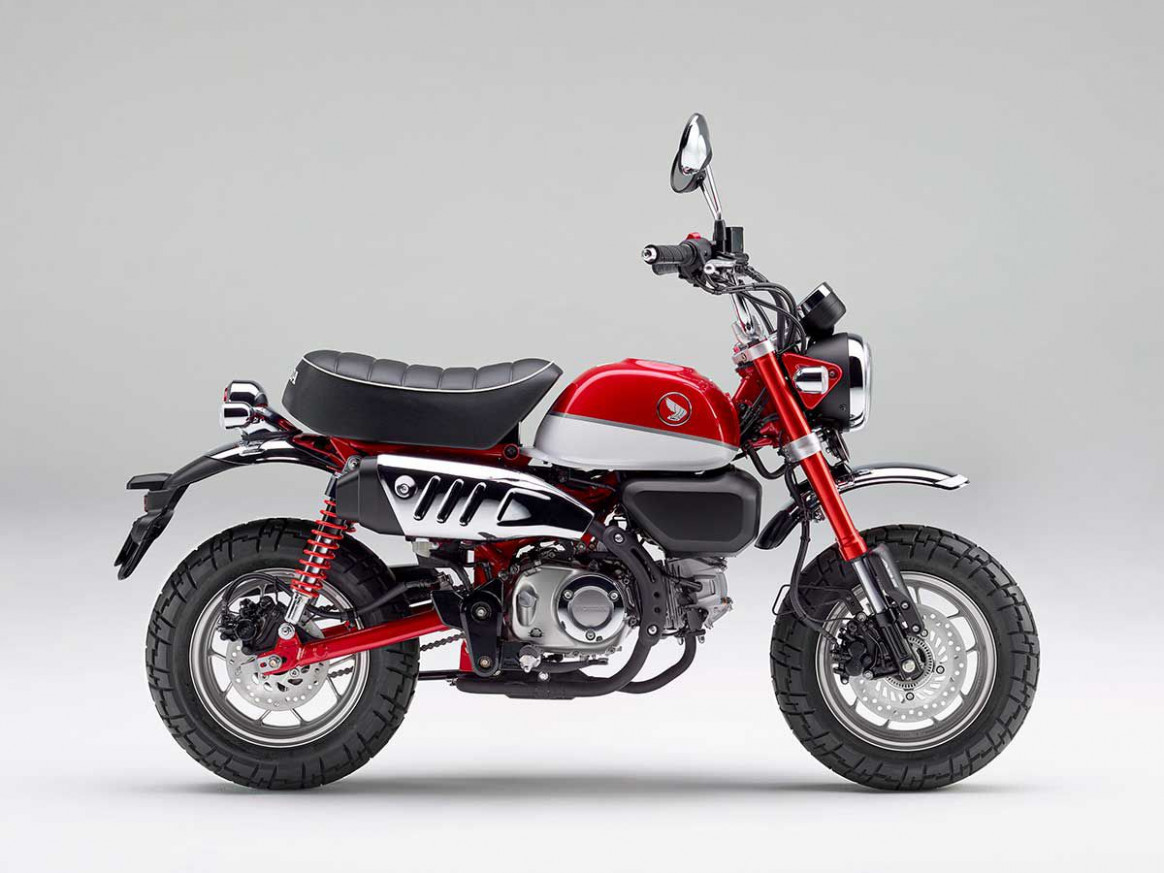 6 Honda Monkey/ABS | Cycle World - 2020 honda z50 for sale