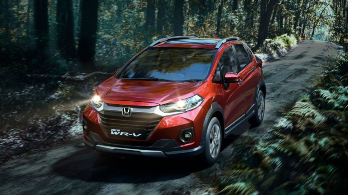6 Honda WR-V: Launch, price, features, other details revealed ..