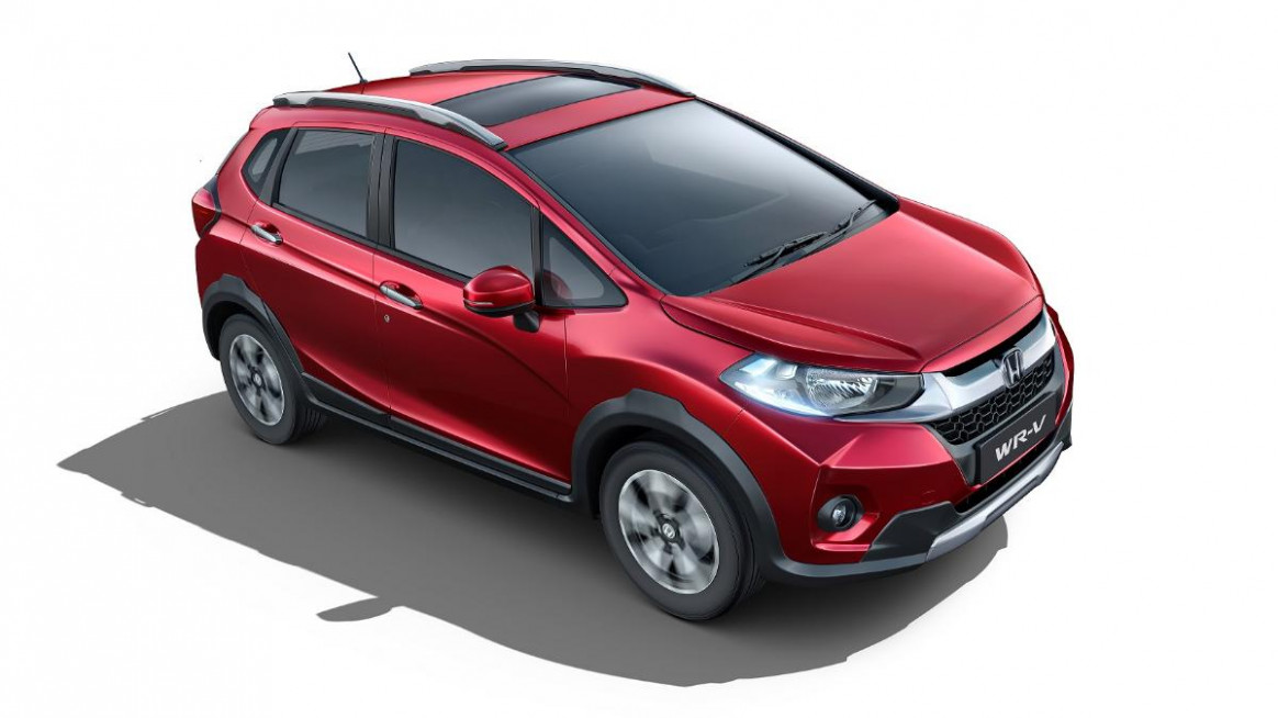6 Honda WR-V SUV Bookings Open, Launch In March! - honda wrv 2020 price