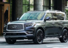 6 INFINITI QX6 - Around View® Monitor with Moving Object Detection