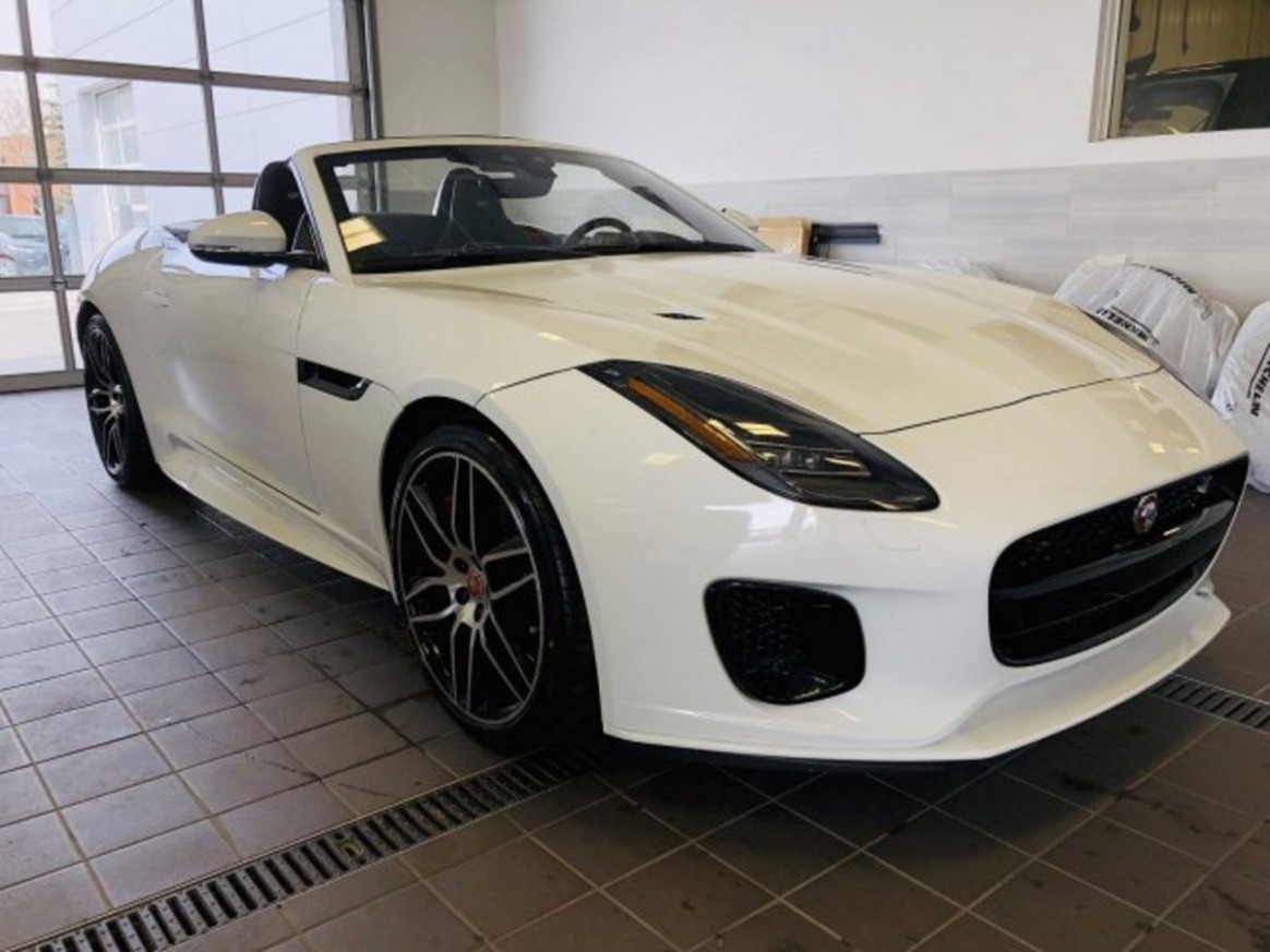 6 Jaguar F-TYPE for sale in Calgary - 2020 jaguar convertible for sale