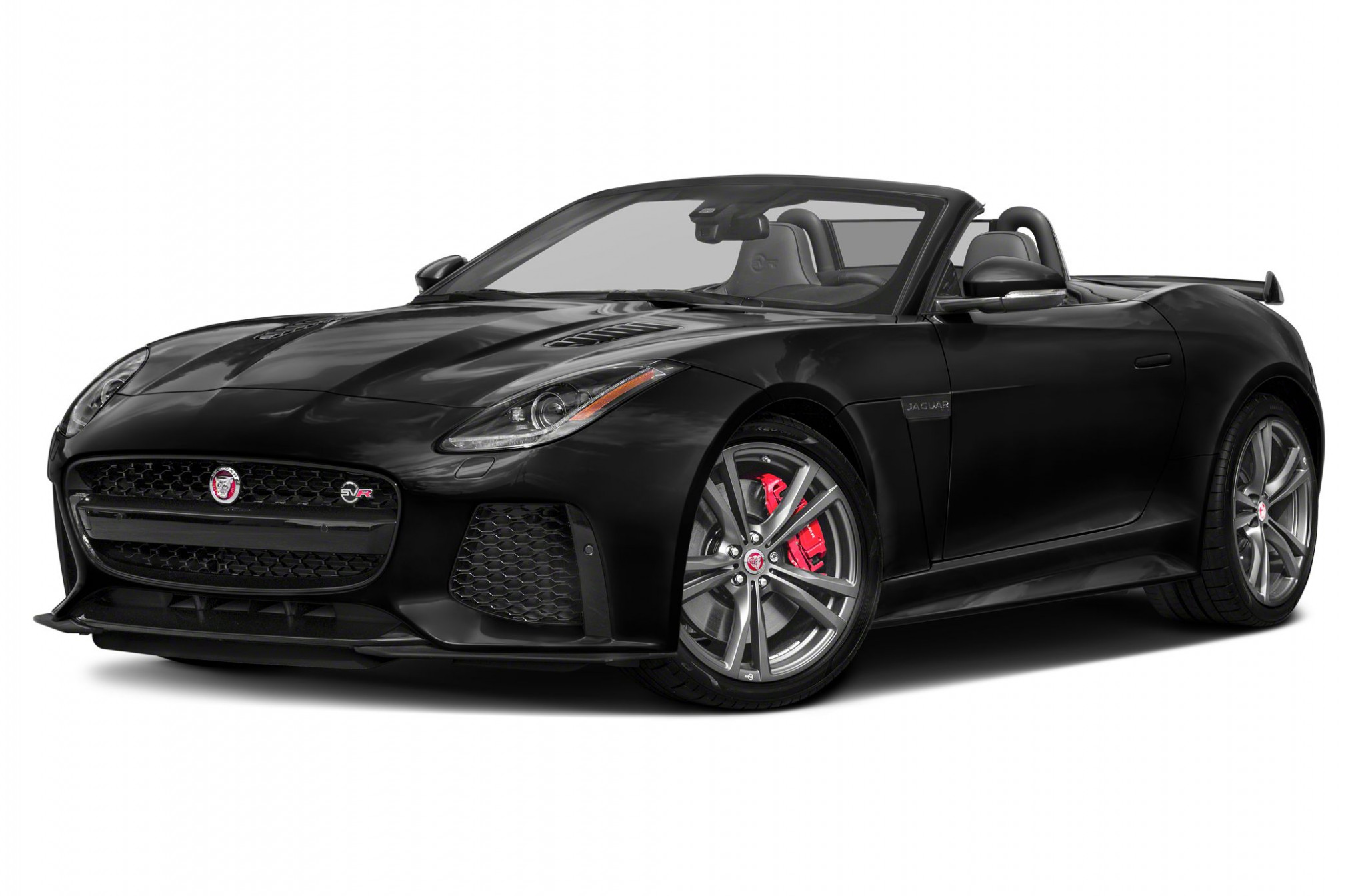 6 Jaguar F-TYPE SVR 6dr All-wheel Drive Convertible Pictures - 2020 jaguar convertible for sale