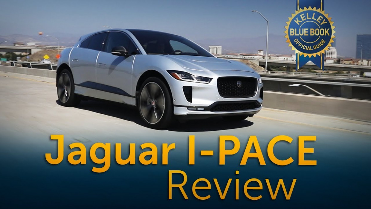 6 Jaguar I-Pace - Review & Road Test