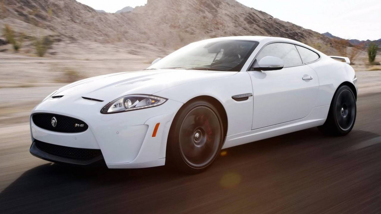 6 Jaguar XK Reportedly Planned As Four-Seater F-Type