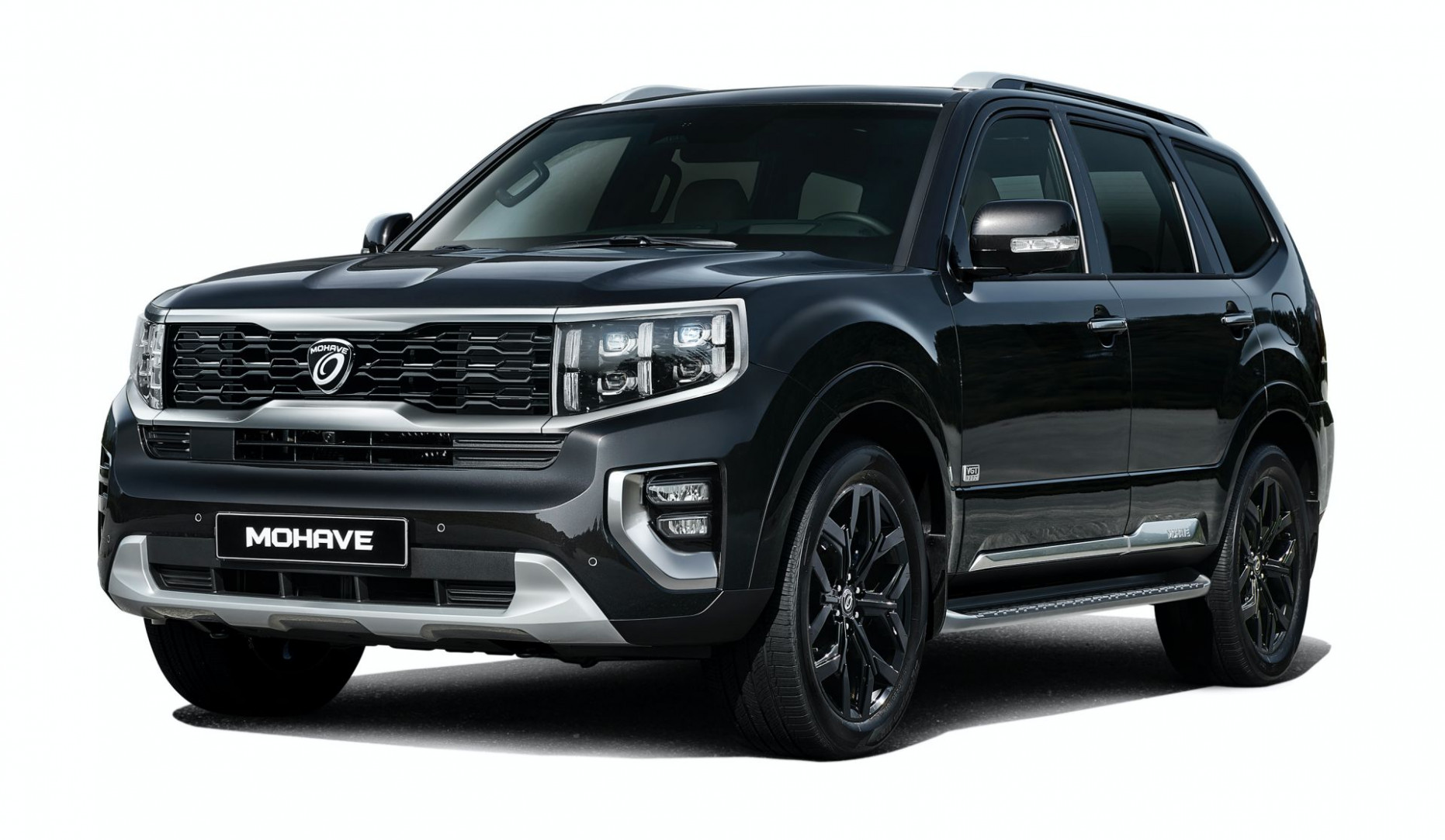 6 Kia Mohave 'Gravity' Is The New KDM Range-Topper With New ...