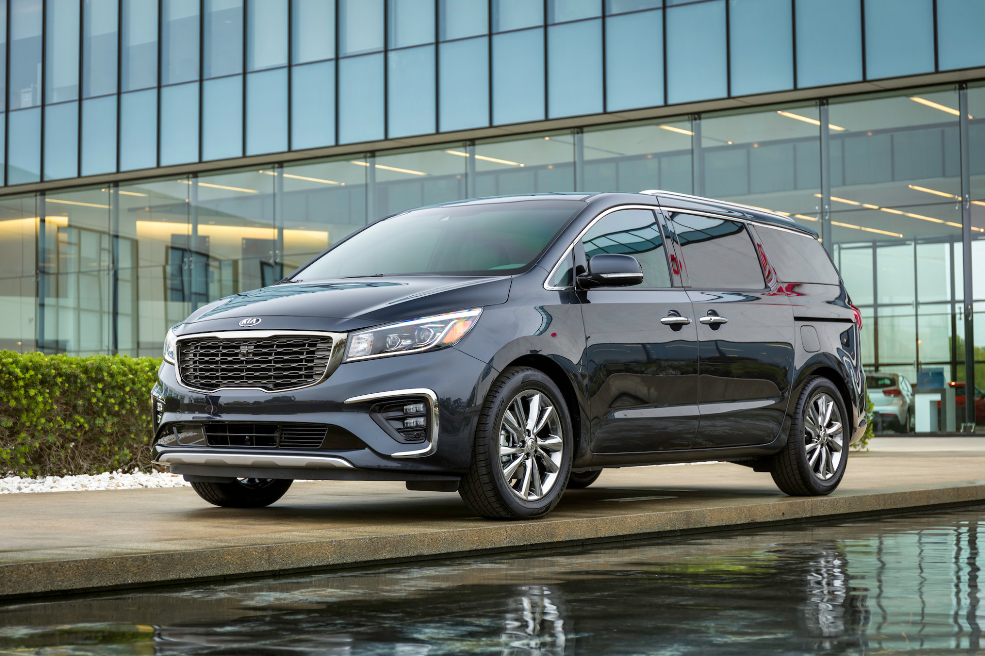 6 Kia Sedona Review, Ratings, Specs, Prices, and Photos - The ..