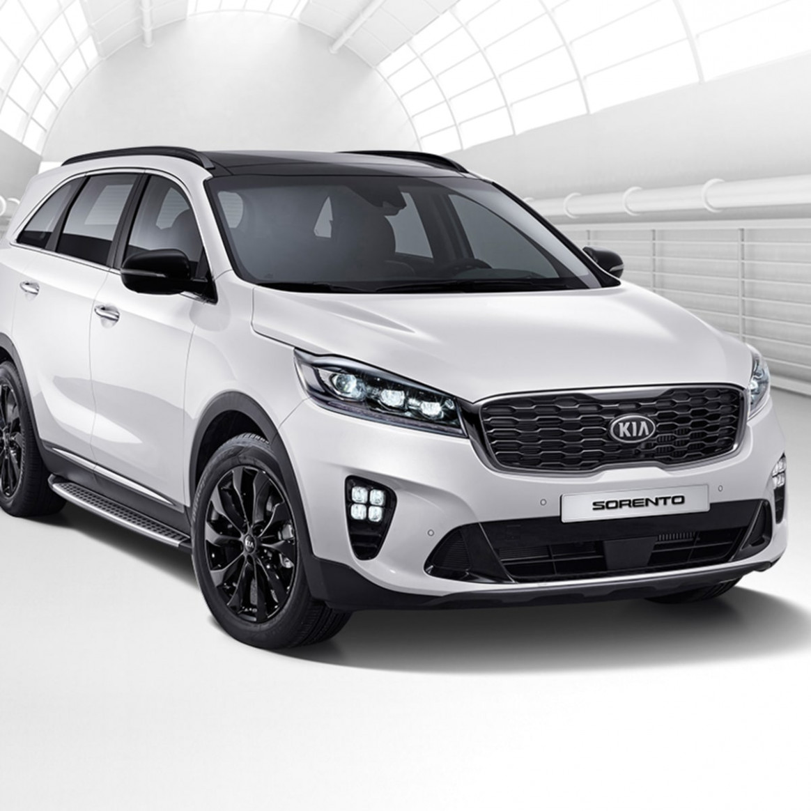 6 Kia Sorento Black Edition revealed | CarAdvice