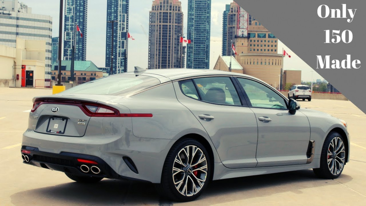 6 Kia Stinger GT Limited 6th Anniversary | Whats special about this? |  Review| My First Drive