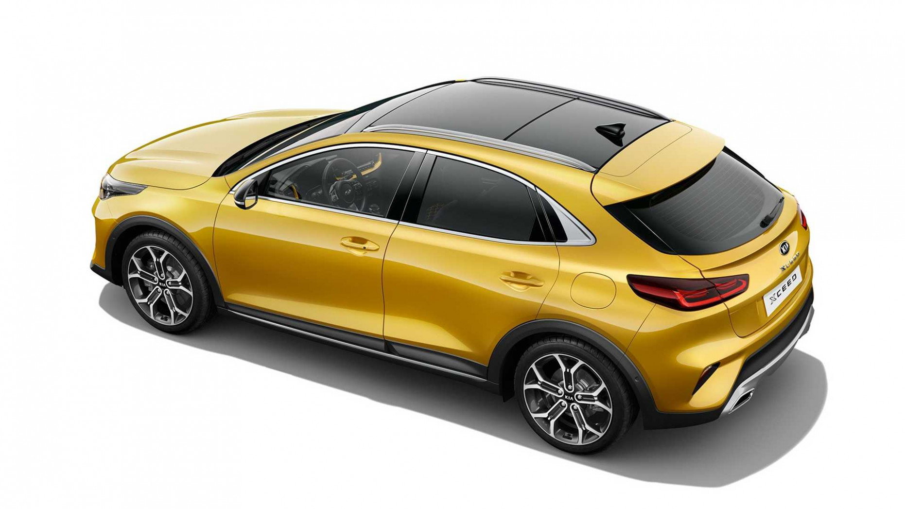 6 Kia XCeed Debuts As Stylish Compact Crossover For Europe - kia xceed crossover 2020