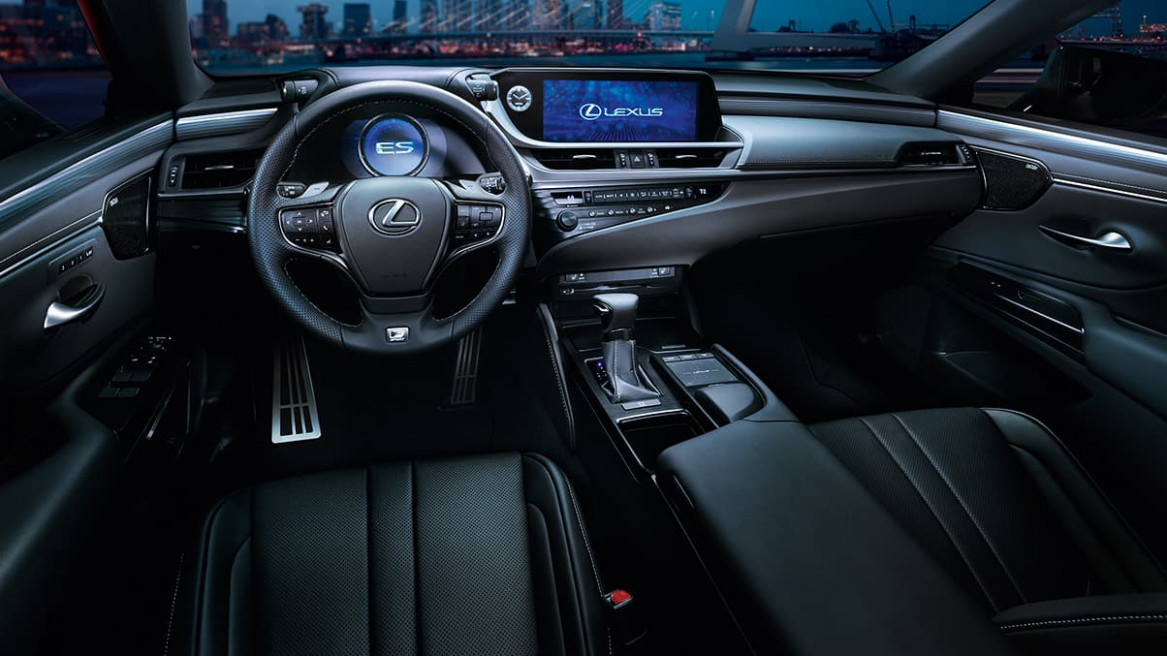 6 Lexus ES - Luxury Sedan - Gallery | Lexus.com