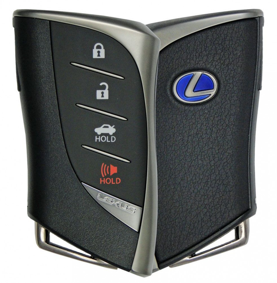 6 Lexus ES6 ES6 Smart Keyless Entry Remote - Hybrid Only - 2020 lexus key