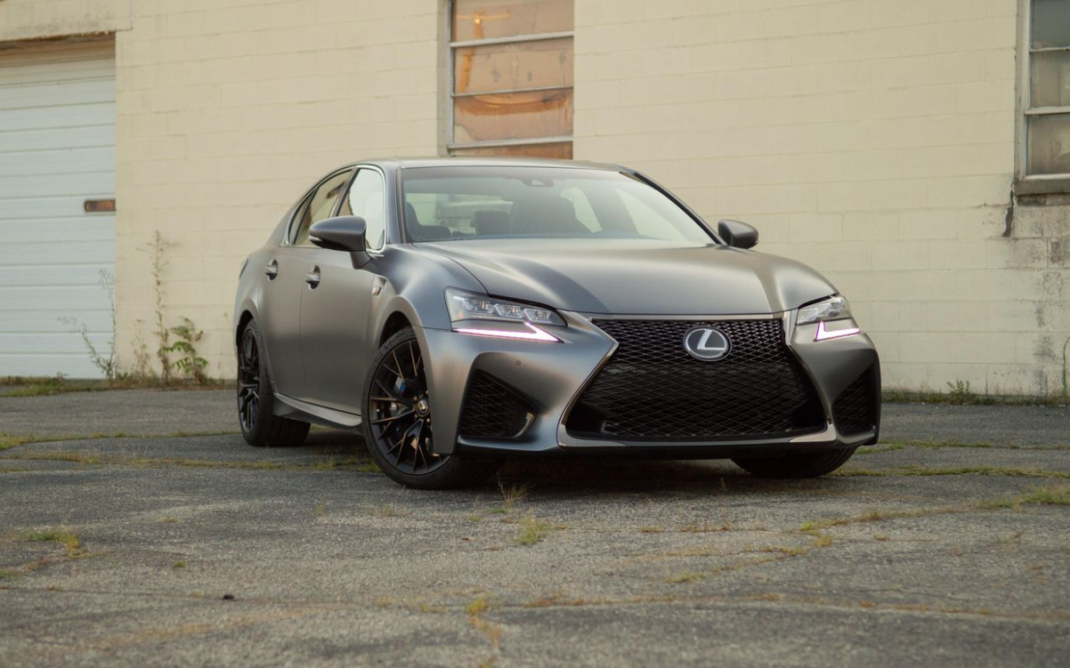 6 Lexus GS F reviews, news, pictures, and video - Roadshow
