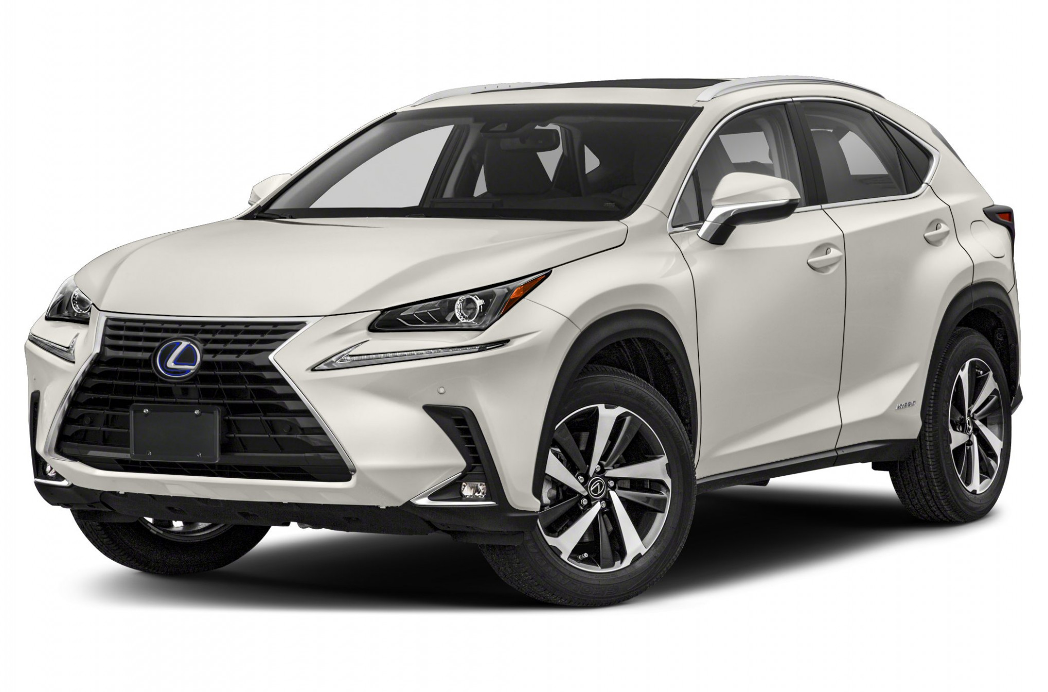 6 Lexus NX 6h Base 6dr All-wheel Drive Specs and Prices - 2020 lexus nx dimensions