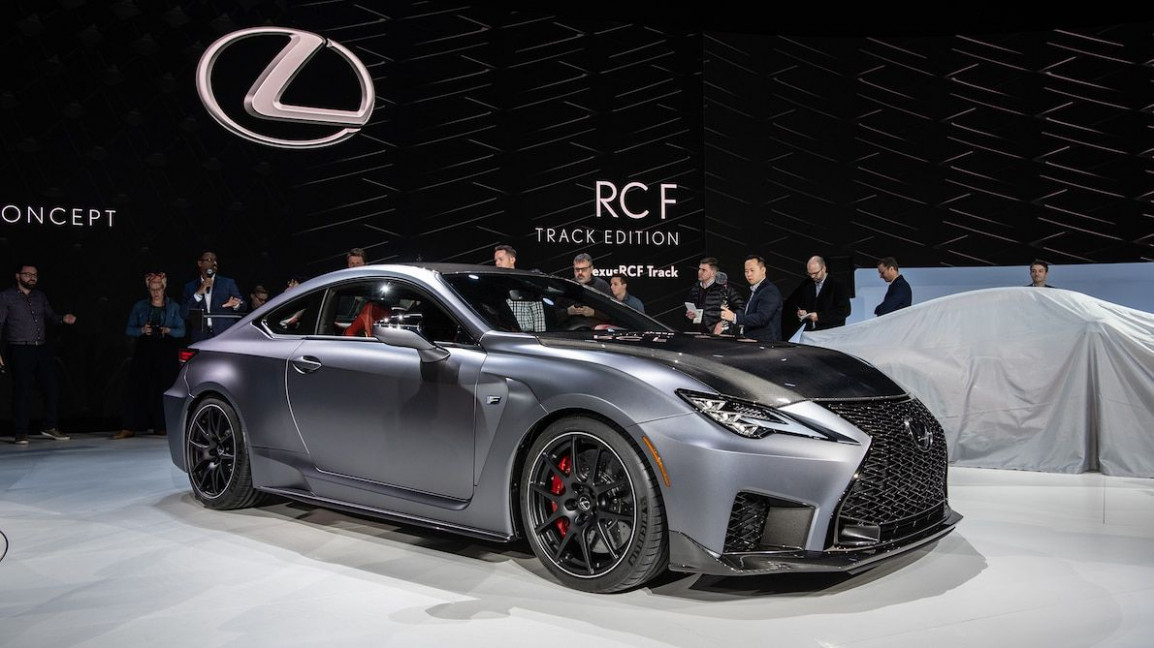 6 Lexus RC F Track Edition First Look | Lexus sports car, Lexus ..