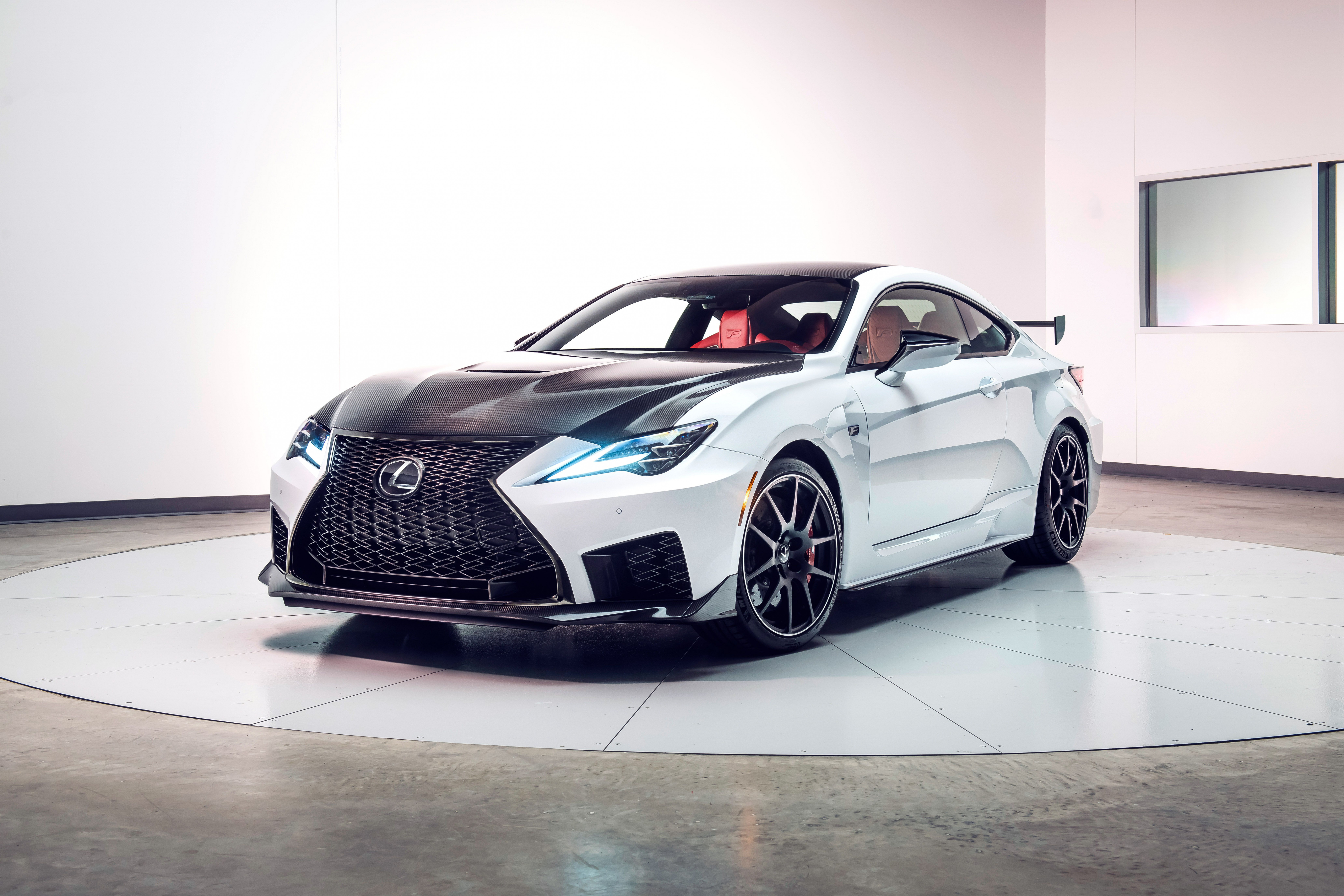 6 Lexus RC F Updated – V-6 Sports Coupe Adds a Track Edition - lexus sports car 2020