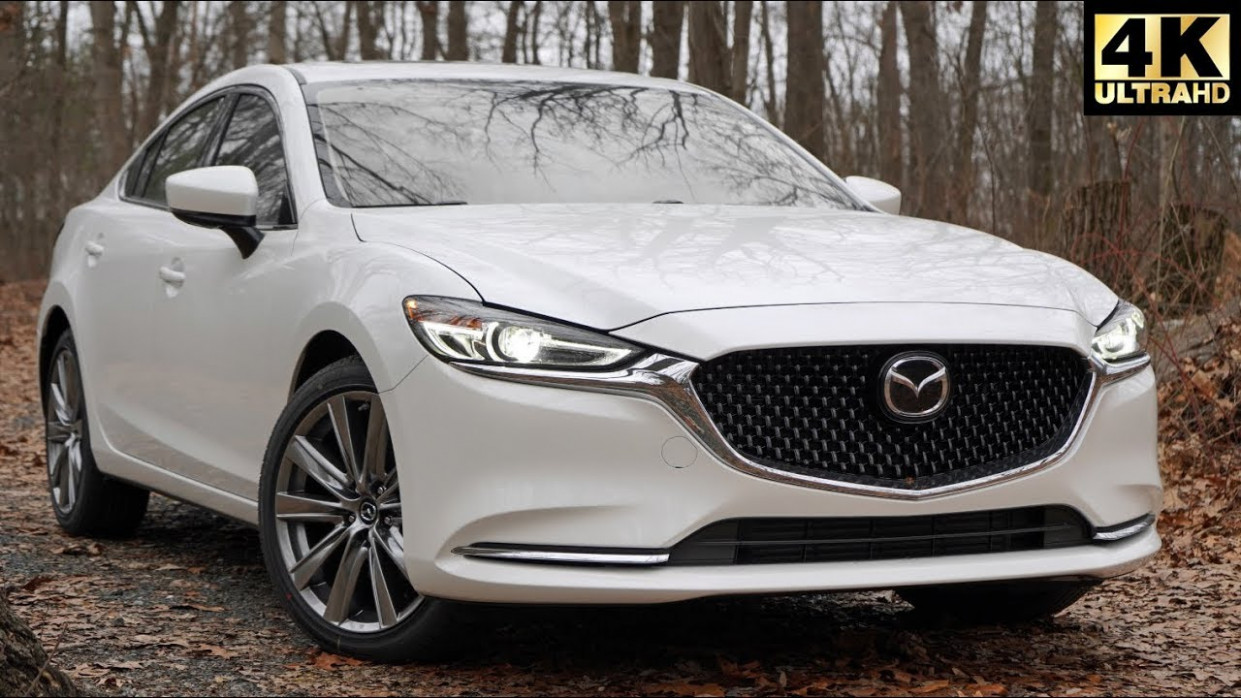 6 Mazda 6 Review | NEW Upgrades for 6