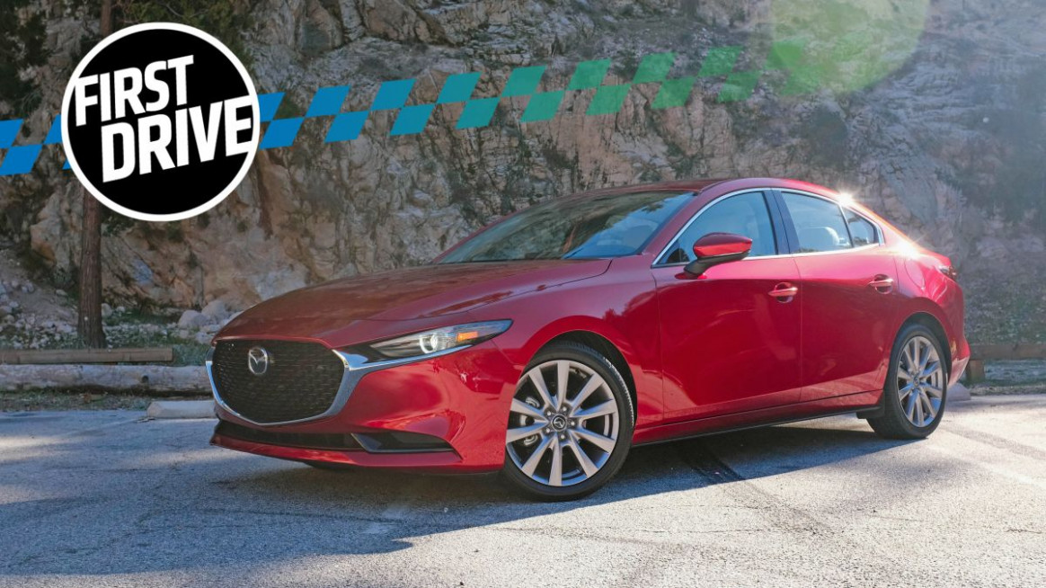 6 Mazda 6 Review: Smoother, Quieter, Still Fantastic