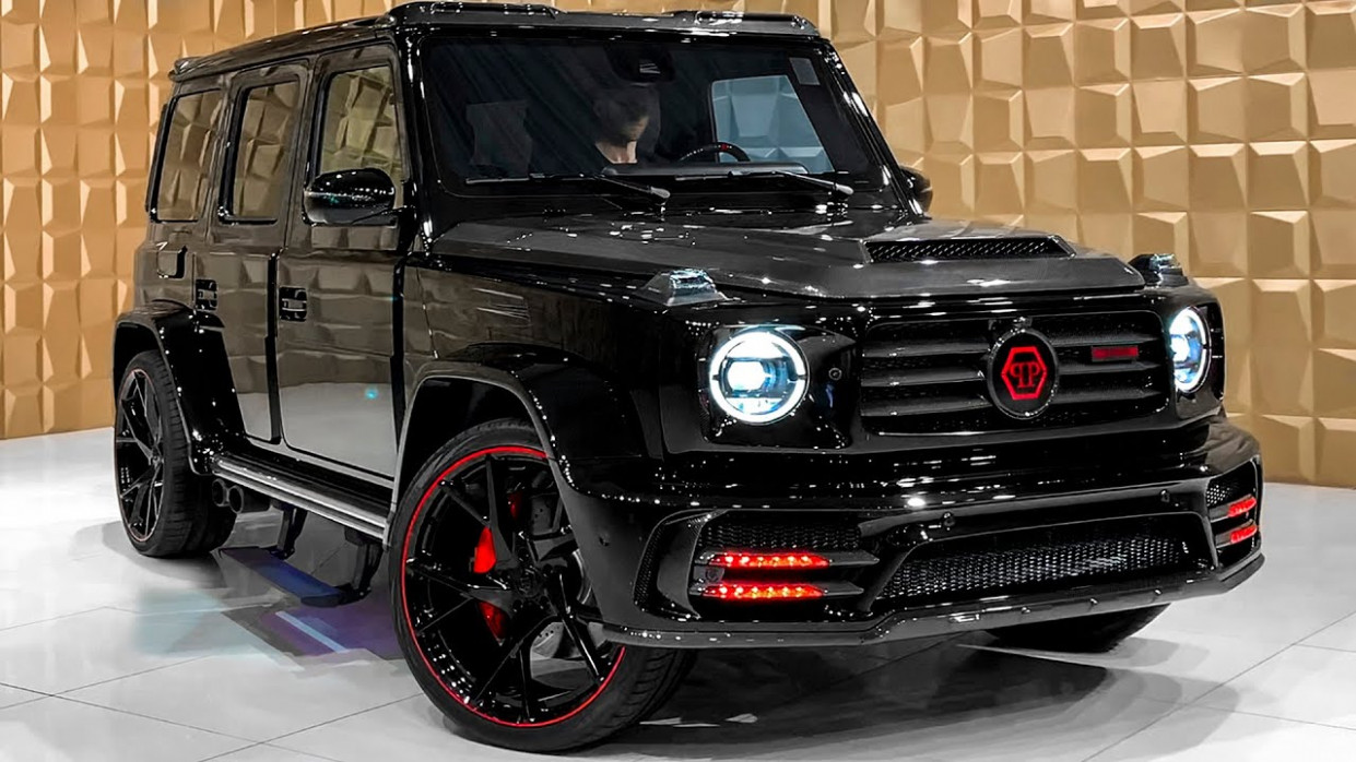 6 Mercedes AMG G 6 Mansory - New G Wagon on Steroids! (6k) - mercedes g wagon 2020