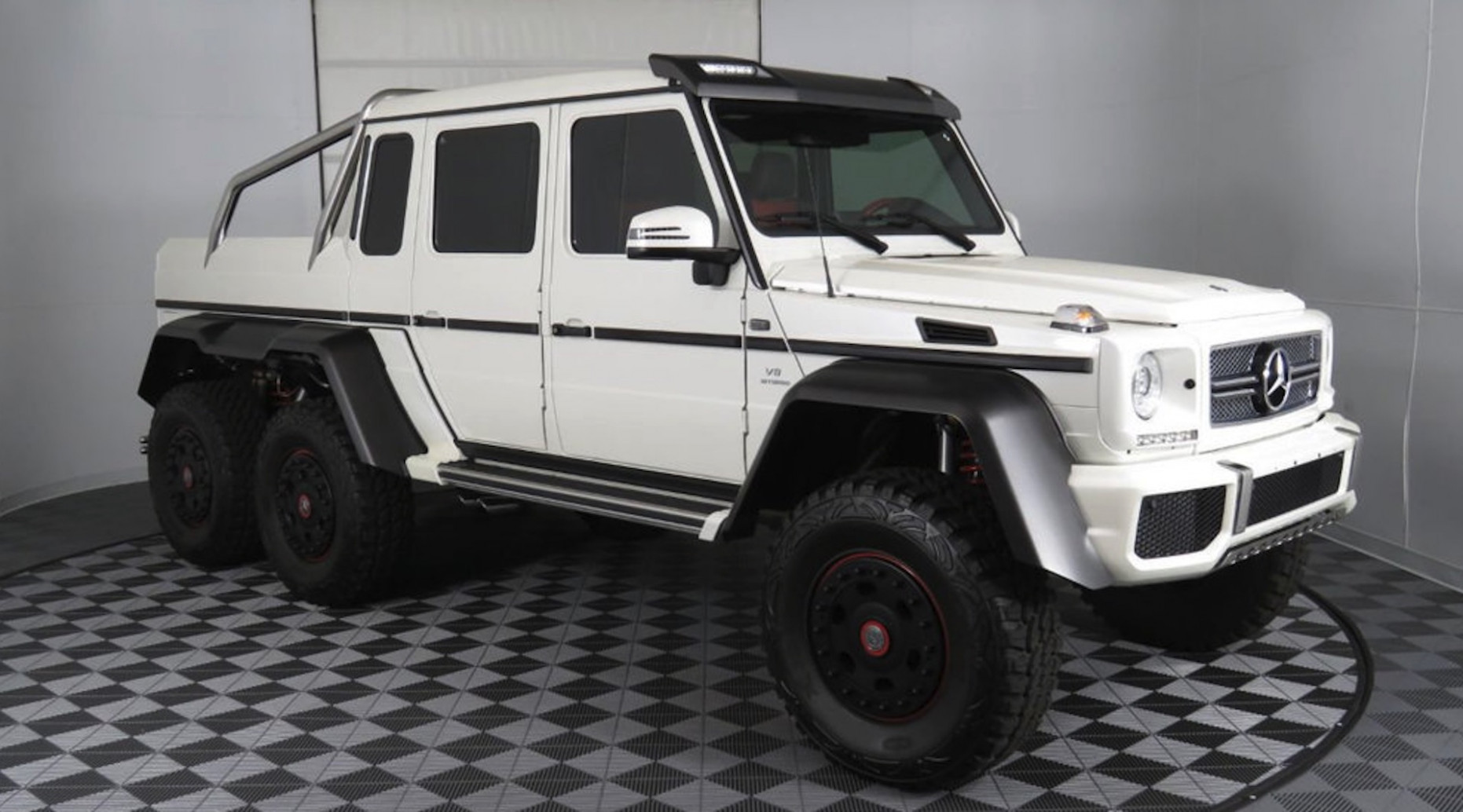 6 Mercedes-AMG G6 6x6 for sale in US for $6