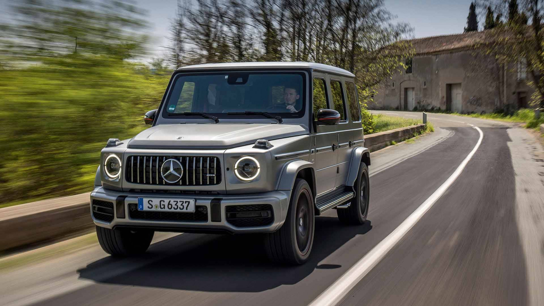 6 Mercedes-AMG G6 Is A Bit Cheaper Than S6