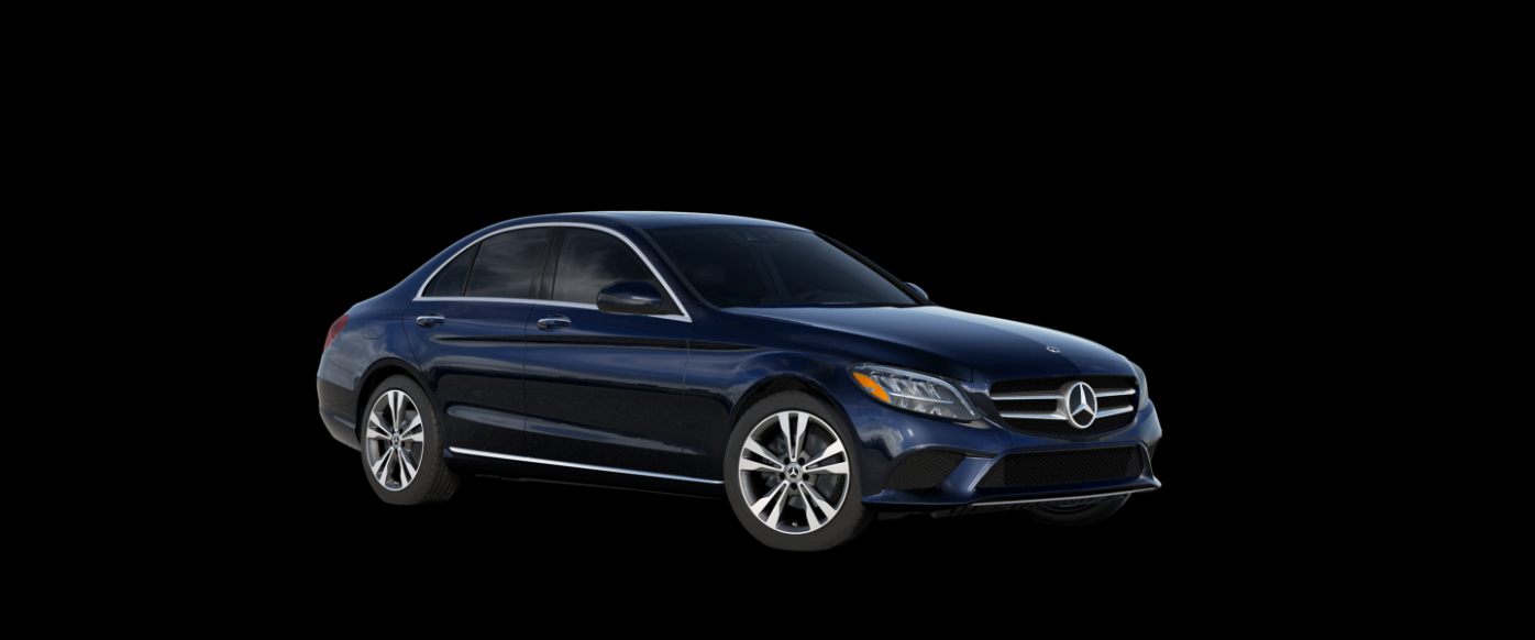 6-Mercedes-Benz-C-Class-Lunar-Blue-Metallic_o - Silver Star Motors