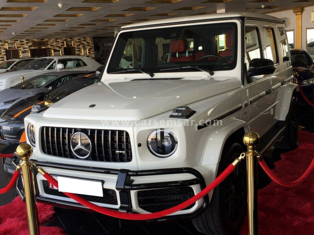 6 Mercedes-Benz G-Class G 6 AMG for sale in Qatar - New and ...