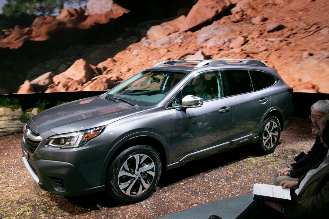 6 New Can't-Miss Things About the 6 Subaru Outback | News ...