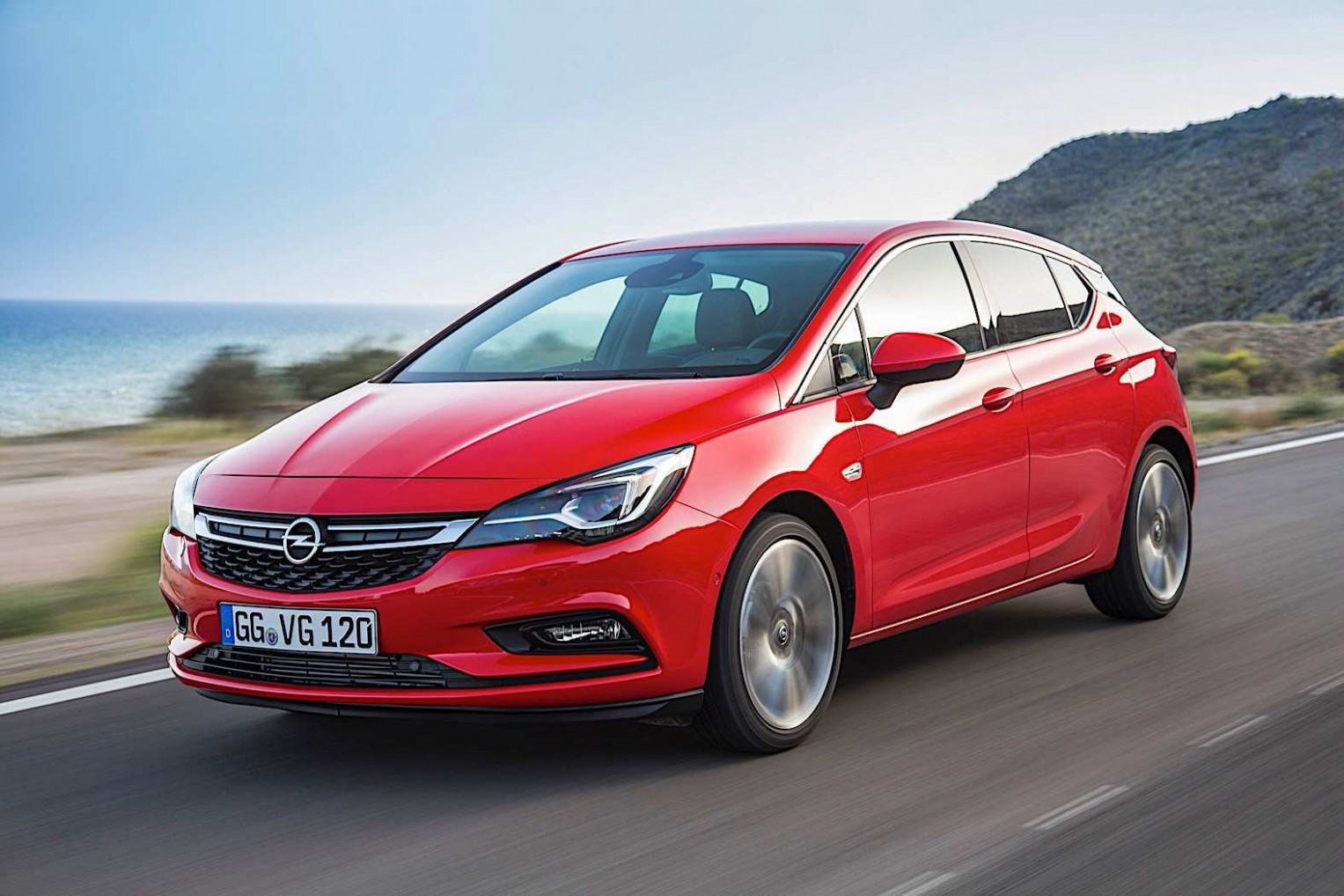 6 New Opel Astra K 6 Price for Opel Astra K 6 - Car Review ...