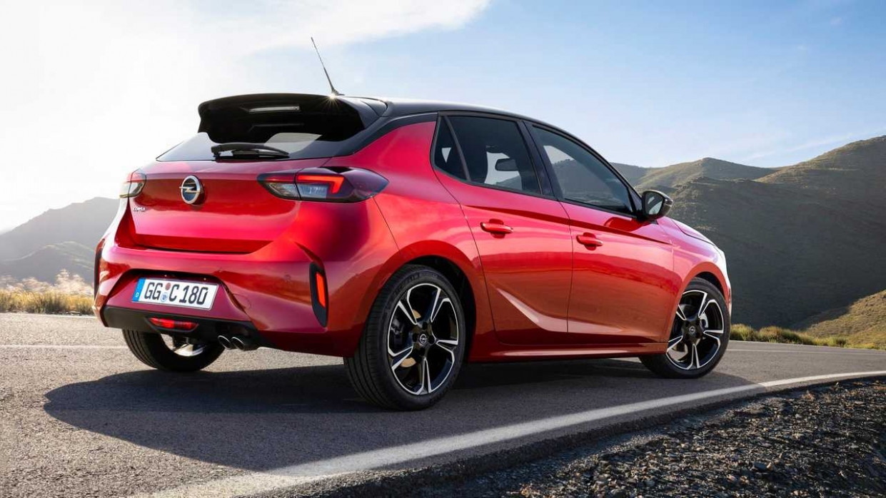 6 Opel Corsa Debuts With Up To 6 Horsepower - opel opc corsa 2020